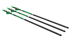CP400 Lighted Nock Select Arrows (3-Pack)