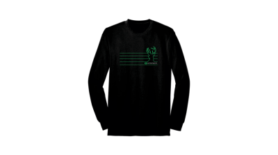 Whitetail Silhouette Long Sleeve