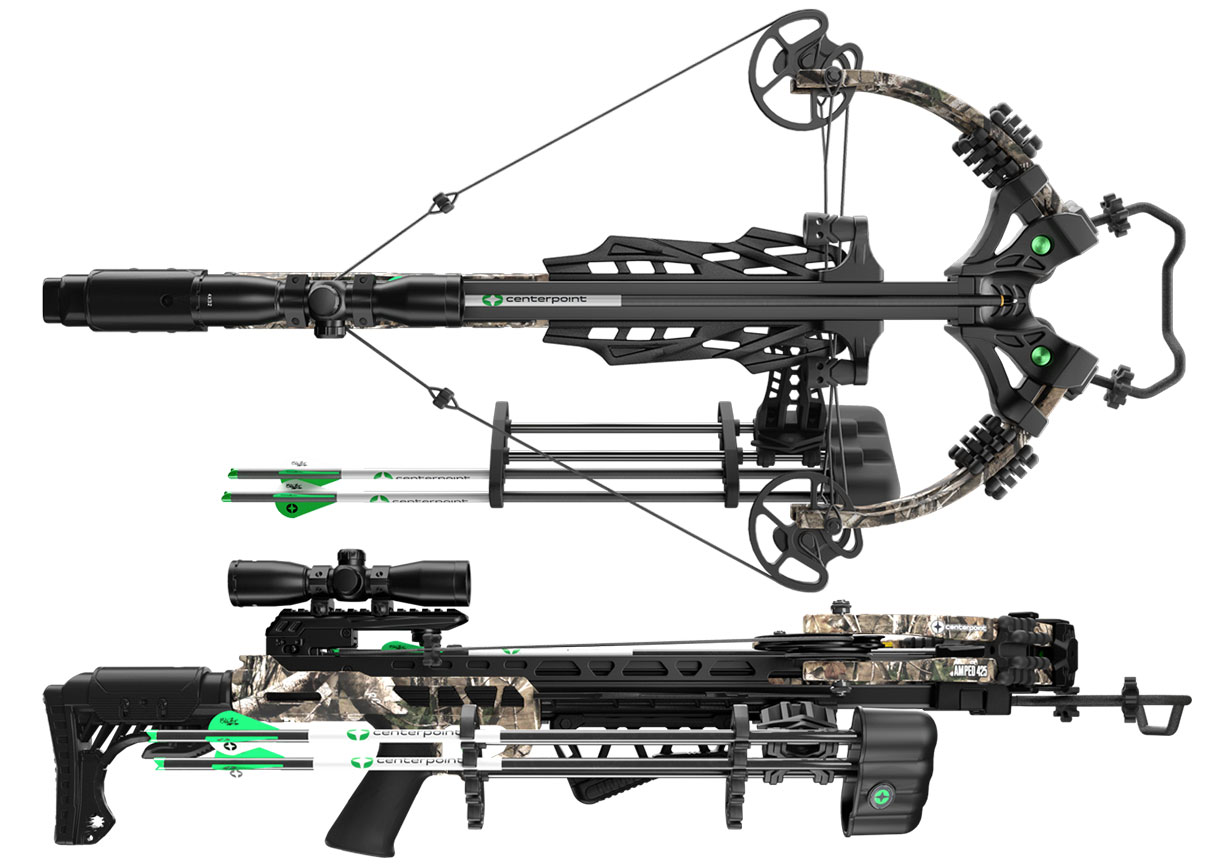CenterPoint Archery Crossbow